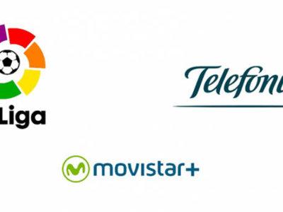 A por el monopolio: Movistar se hace en exclusiva con La Liga de Fútbol