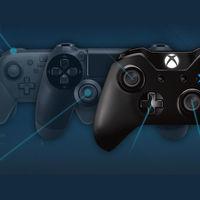 Steam lista los mejores juegos según su compatibilidad con los mandos de Xbox, PS4 y Switch