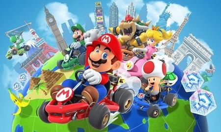 Mario Kart Tour 90 Millones Descargas