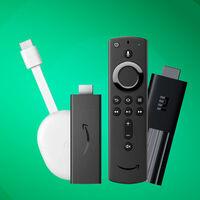Siete dongles para disfrutar del mejor contenido en streaming en la tele de oferta en la semana del Black Friday 2020