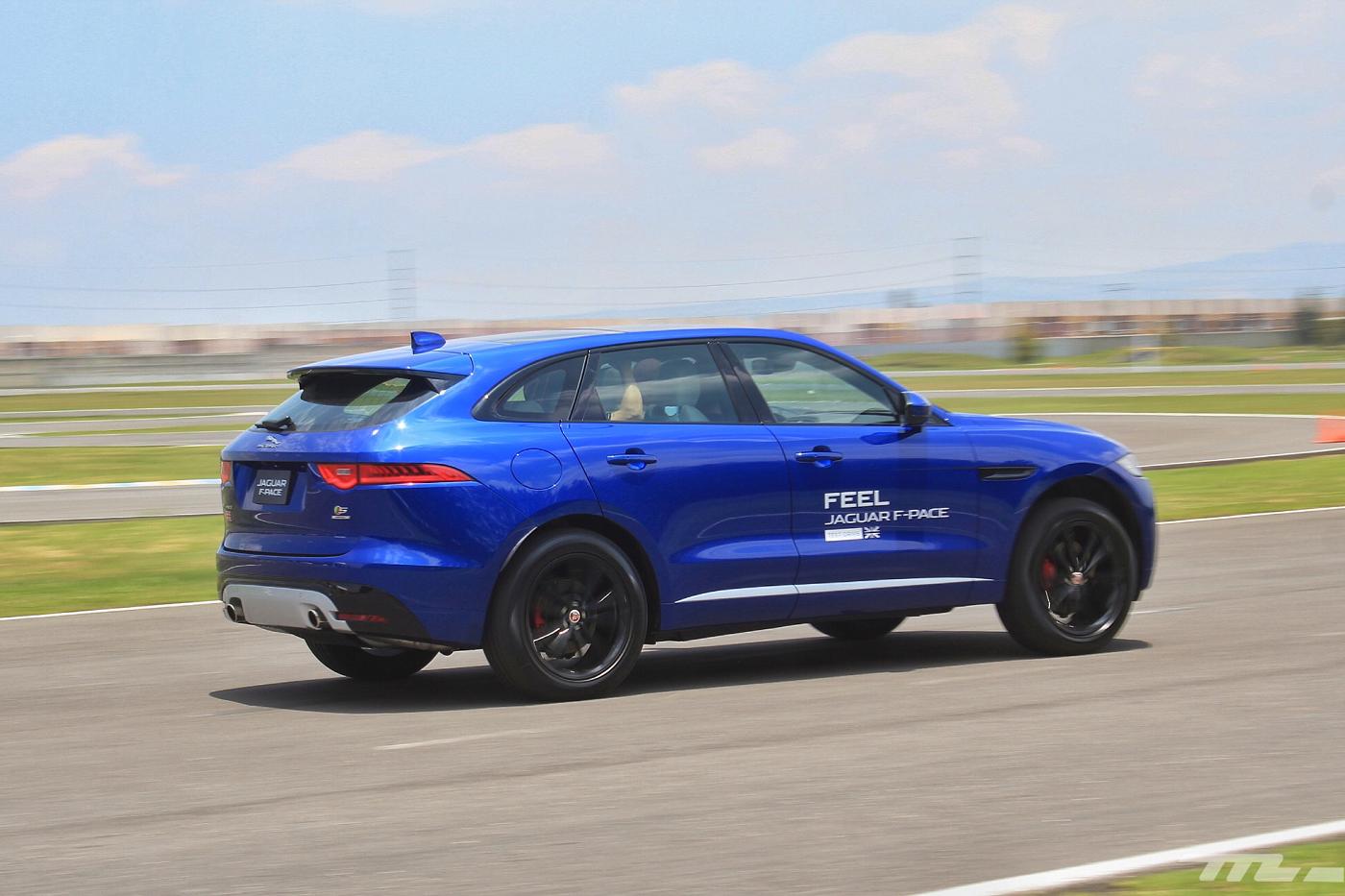 Foto de Jaguar F-Pace (6/13)