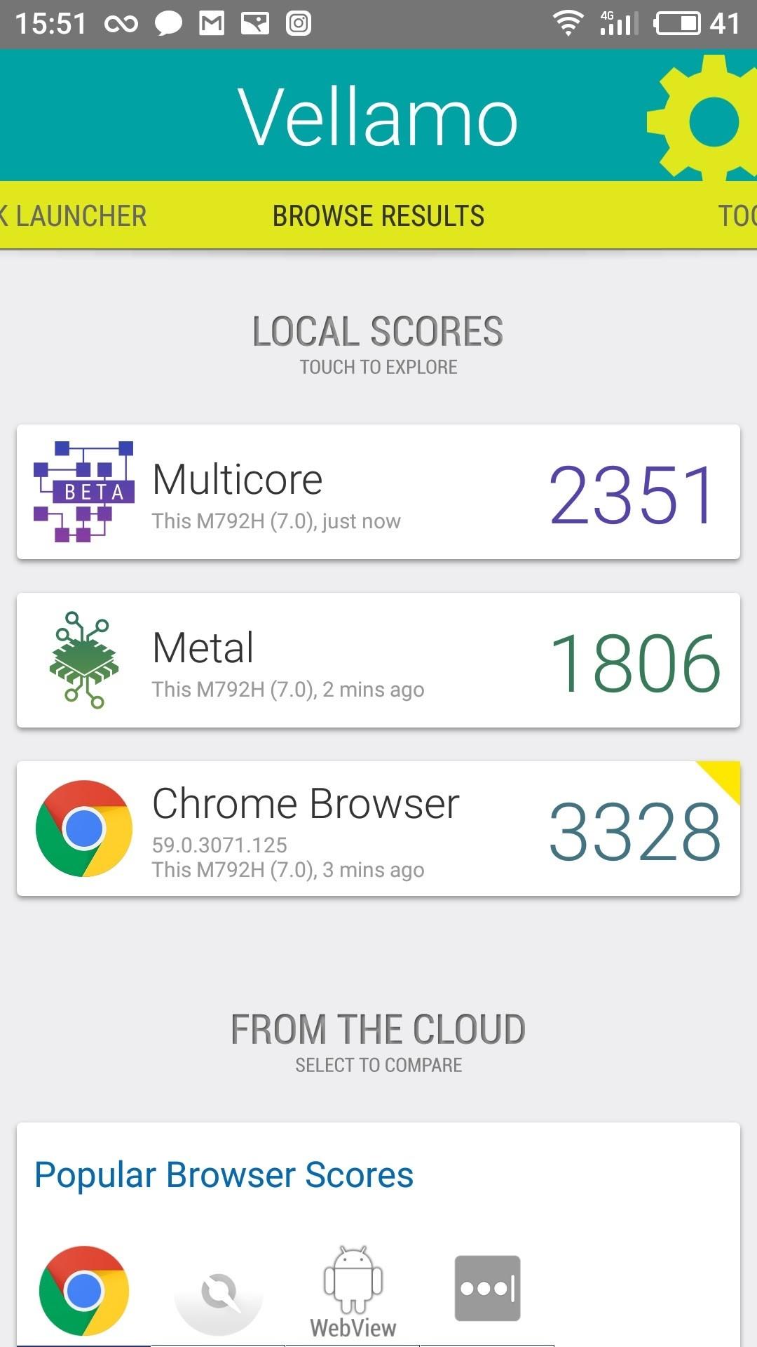 Foto de Meizu Pro 7 benchmarks (10/10)