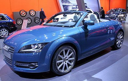 Audi Salon Bolonia
