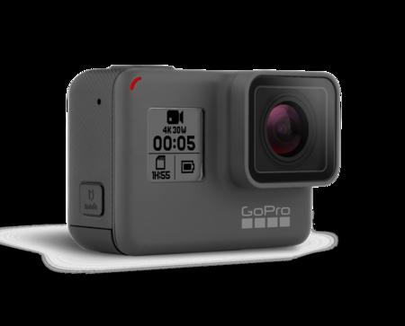 La cámara deportiva GoPro Hero 5 Black ahora por 357 euros y envío gratis