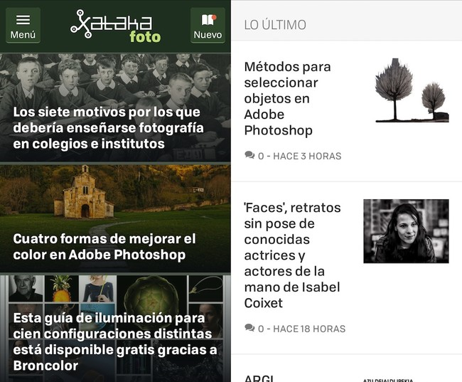 Xatakafoto Redesign3