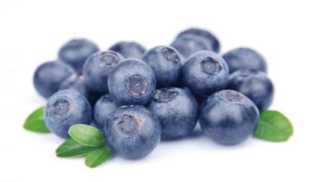 Los arándanos pueden ayudar a reducir la presión arterial y la rigidez