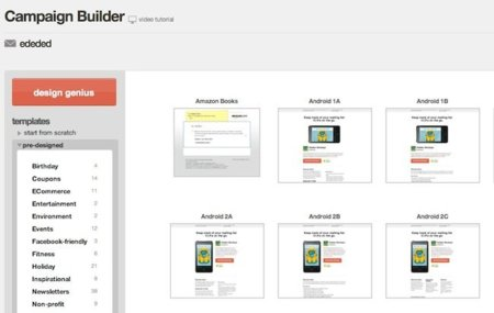 campaing builder