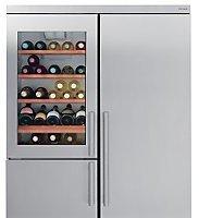Un refrigerador para amantes del vino