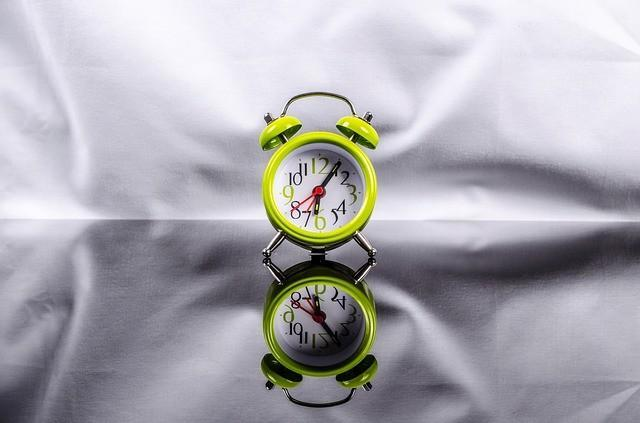 Cuando madrugar es mejor que desvelarse