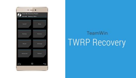 TWRP añade soporte para ochos dispositivos Huawei