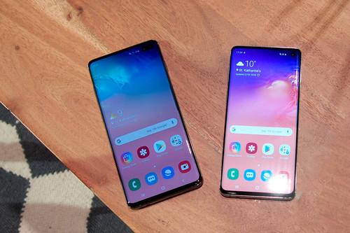 Samsung Galaxy S10 y S10+, primeras impresiones: la evolución que la familia Galaxy S merecía