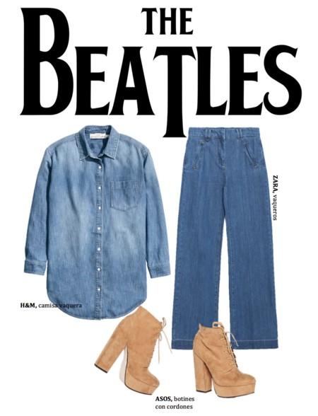 Look The Beatles
