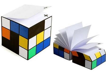 Bloc de notas Rubik