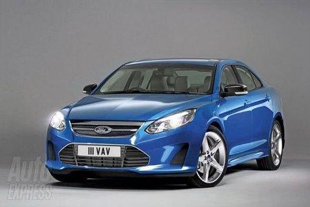 Primeros datos y rumores del nuevo Ford Mondeo