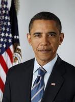 El retrato oficial de Barack Obama