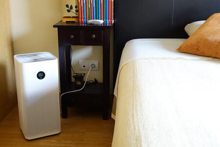 El purificador de aire más vendido de Amazon es de Xiaomi, se controla con el móvil y hoy lo tienes por menos de 149 euros