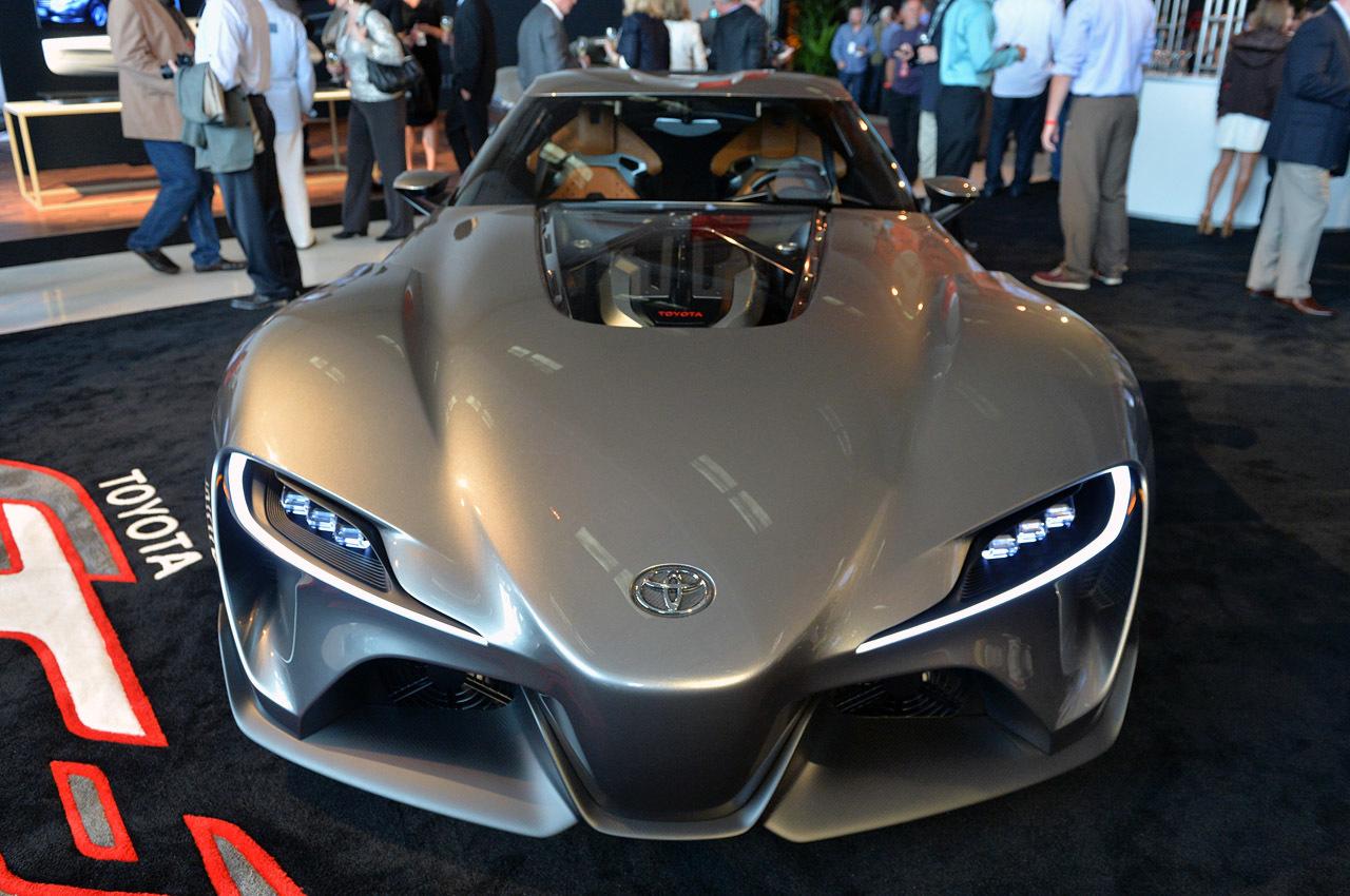 Toyota FT-1 Graphite (13/15)