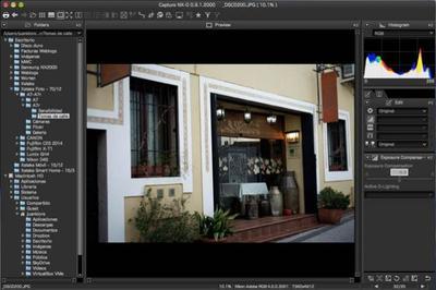 Capture NX-D, llega el nuevo software de procesamiento de ficheros RAW de Nikon
