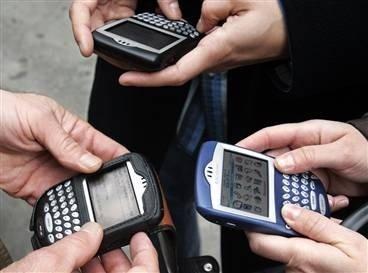 Blackberry y móviles, ¿adictivos o eficaces?