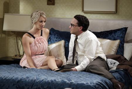 Vestido Novia Penny Big Bang Theory