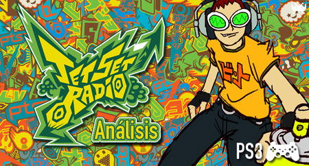 'Jet Set Radio HD' para PS3: análisis