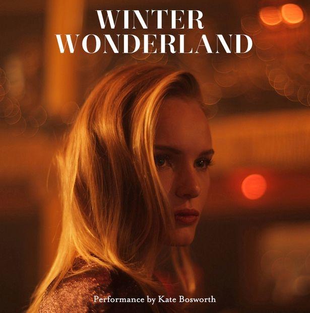 Kate Bosworth es la nueva imagen de Topshop