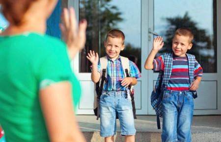 ¿Qué tal ha ido la adaptación al cole de vuestros hijos? La pregunta de la semana