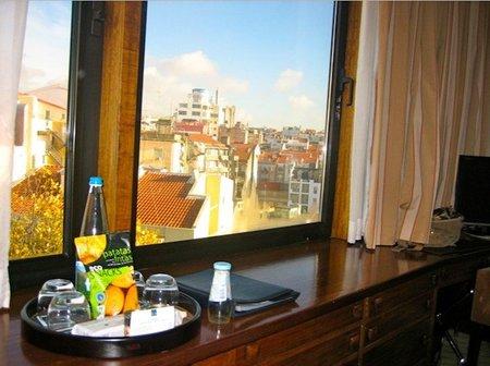 Hotel en Lisboa