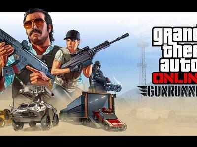 Esto es Tráfico de armas, la próxima expansión de GTA Online que nos convertirá en los Señores de la Guerra de San Andreas