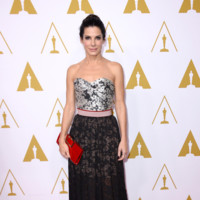 Sandra Bullock Oscar nominados almuerzo