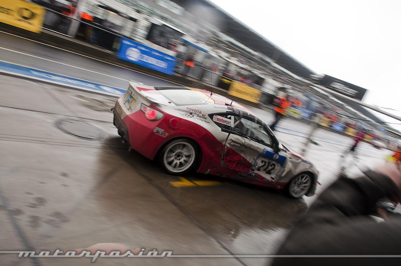 Foto de La increíble experiencia de las 24 Horas de Nürburgring (111/114)