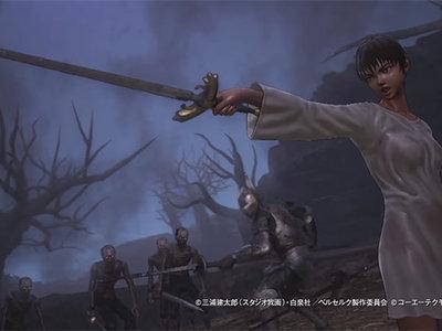 ¡Es hora de la acción! Koei Tecmo publica varios vídeos de Berserk and the Band of the Hawk