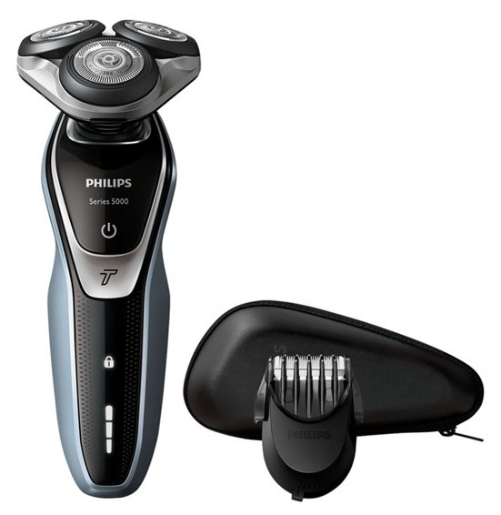 Afeitadora Philips Shaver S5330/41 con Modo Turbo