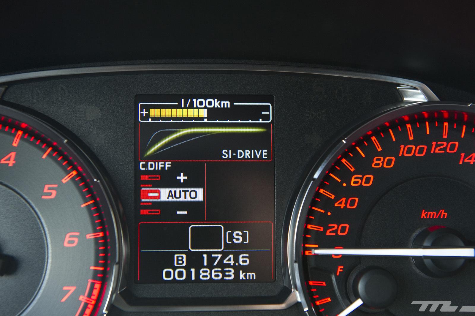 Foto de Subaru WRX STi, prueba (27/28)
