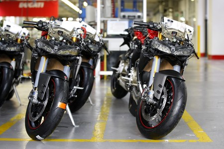 Fabrica Ducati 1
