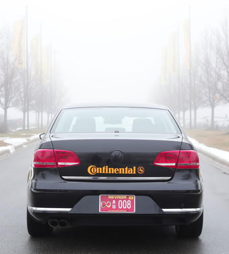 Continental Pp Automated 20driving License