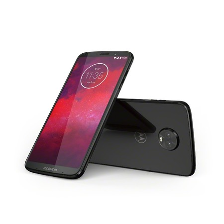 Motoz3 Verizon Black Combo