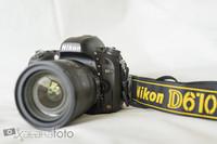 Nikon D610, análisis