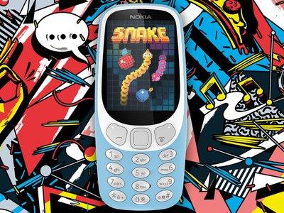 El Nokia 3310 con 3G por fin es una realidad, mejor conexión a internet pero sin WhatsApp
