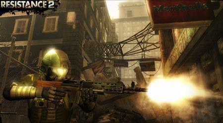 Tres nuevas imágenes de 'Resistance 2'