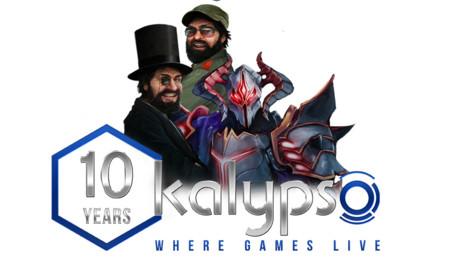 Kalypso Media celebra sus 10 años en la industria regalando juegos a los suscriptores de su Newsletter
