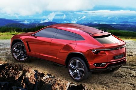 Lamborghini confirma su primer híbrido enchufable: el todocamino Urus