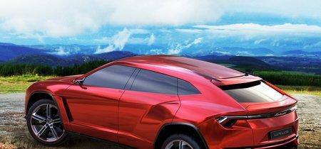 Con 650 CV sacados al 4.0 V8 biturbo, el Lamborghini Urus será el SUV europeo más potente