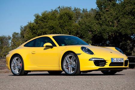 El nuevo Porsche 911 GT3 RSR debutará en 2013