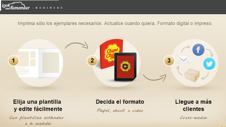 Look and Remember Business, catálogos personalizados para la Pyme