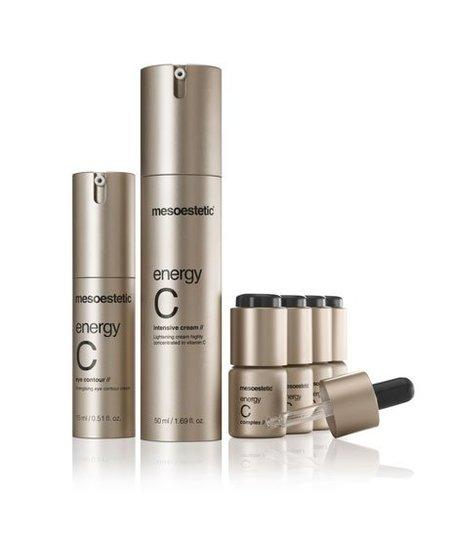 Mesoestetic lanza Energy C, el nuevo tratamiento facial antioxidante