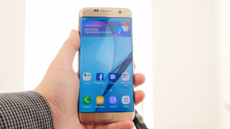 49ece9a4d82 Samsung GalaxyS7 Edge, Análisis. Review con características, precio ...