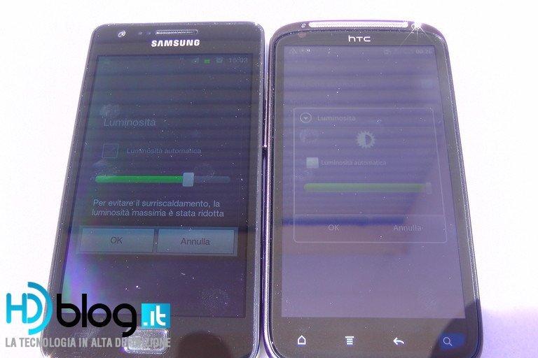 Foto de Samsung Galaxy SII vs. HTC Sensation (1/29)