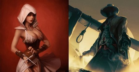 'Assassin's Creed: Revelations': las espectaculares ilustraciones de la enciclopedia de 'Assassin's Creed'