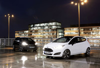 Ford Fiesta y Ford Ka 'Black and White Edition'